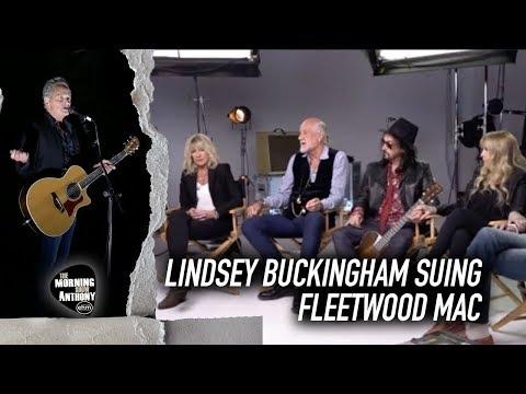 Lindsey Buckingham Suing Fleetwood Mac