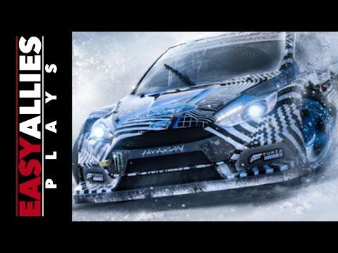 Blood Plays Forza Horizon 3: Blizzard Mountain - Dashing Through The Snow