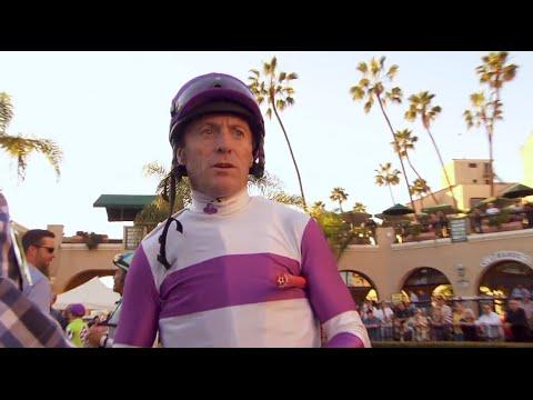 Kieren Fallon - Legendary British Jockey Comes to the United States