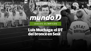 Historias olímpicas: Luis Muchaga, el cordobés que condujo a Argentina al bronce en Seúl '88
