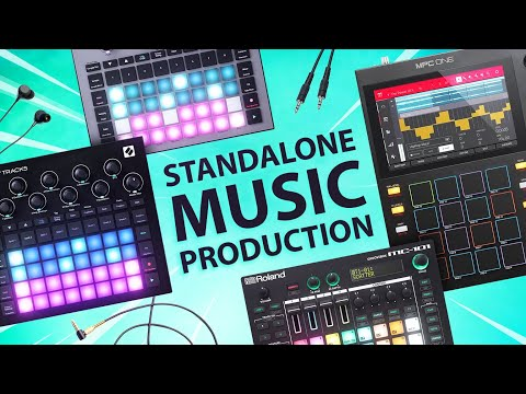 The Best Standalone Music Production Devices for Me in 2021