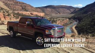 Review: 2017 GMC Sierra Denali 2500 HD Pickup Truck