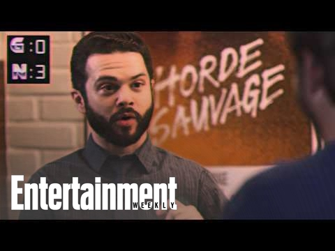 "Freaks And Geeks Vs Nerd '"" Samm Levine Challenges EW To MegaTrivia  Entertainment Weekly"