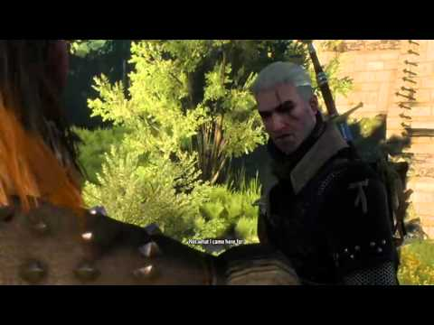 The Witcher 3 - Cahir Mawr Dyffyn Aep Ceallach reference