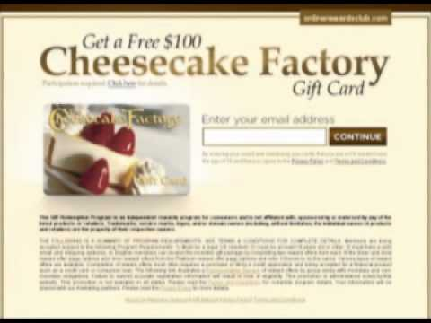 Cheesecake Factory Coupons YouTube