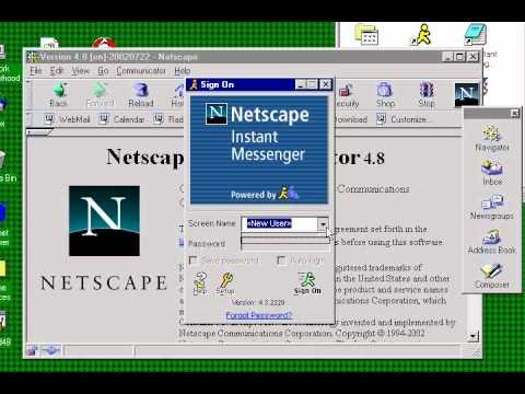 Netscape Communicator  4.80