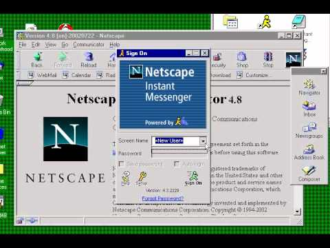 Netscape Communicator  4.80