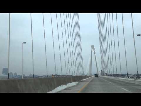 Stan Musial Veterans Memorial Bridge - St. Louis, MO