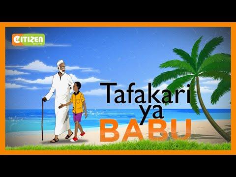 | TAFAKARI YA BABU | Mwizi wa viatu msikitini
