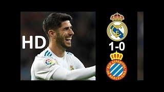 Real Madrid 1-0 Espanyol | Gol Asensio | COPE | Liga 2018