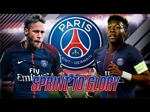 FIFA 18: DER GELDREGEN VON PARIS! TRANSFER ÜBER TRANSFER.. | SPRINT TO GLORY PSG