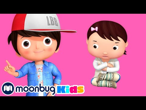 Feeling Grumpy Song | Original Songs | By LBB Junior