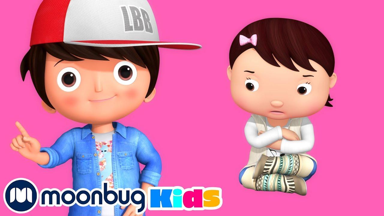 Download Feeling Grumpy Song   LBB Songs   Learn with Little Baby Bum Nursery Rhymes - Moonbug Kids