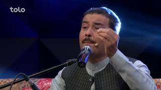 Saida Gul Maina - Helal Eid Concert - TOLO TV / سیدا گل مینا  - کنسرت هلال عید - طلوع