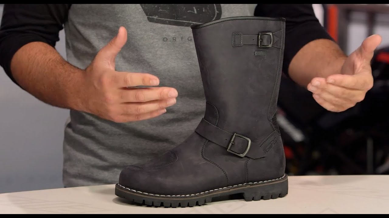 TCX Fuel WP Boots Review at