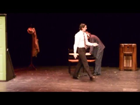 West Seattle Drama Department: Rhinoceros (Scene 4 - Part 1)
