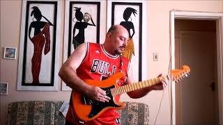 yvan castilho´s guitar weekend van halen mean street