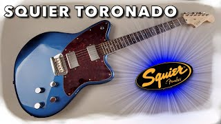 the Fender Squier Paranormal Toronado is Scary Good