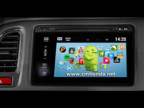 Instalando aplicativo .apk Central Multimídia Honda
