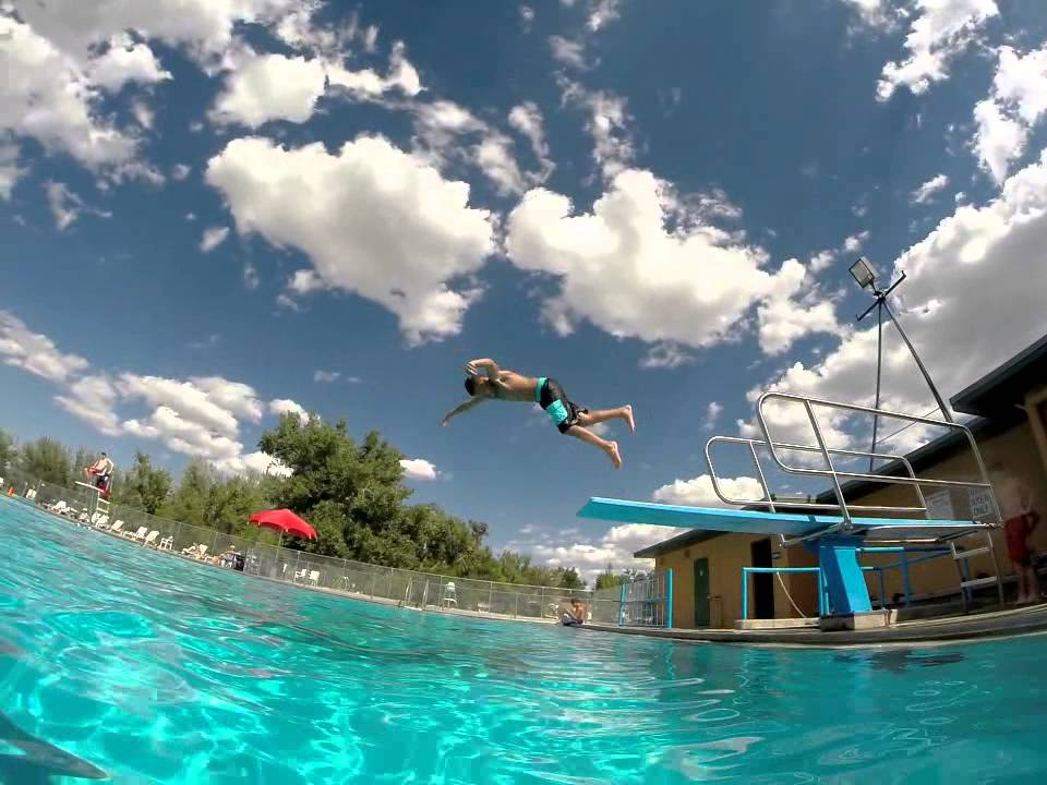 Pool Party Casper Wyoming Youtube