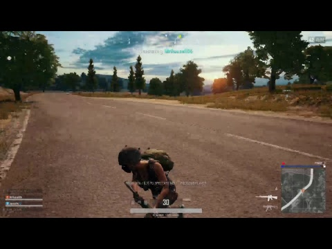 Playerunknown S Battlegrounds Ps4 Pro Squad Gameplay Youtube
