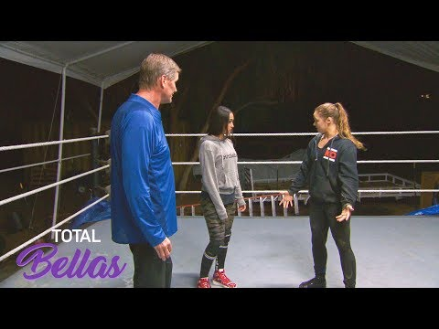 Nikki Bella trains with Ronda Rousey: Total Bellas, Feb. 10, 2019