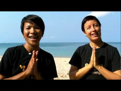 Thai Lesson 1 - How to say Hello