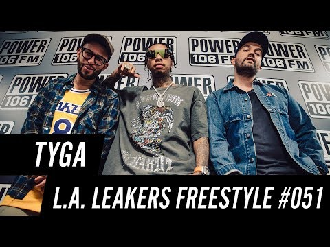 Tyga Freestyle w The LA Leakers - Freestyle 051