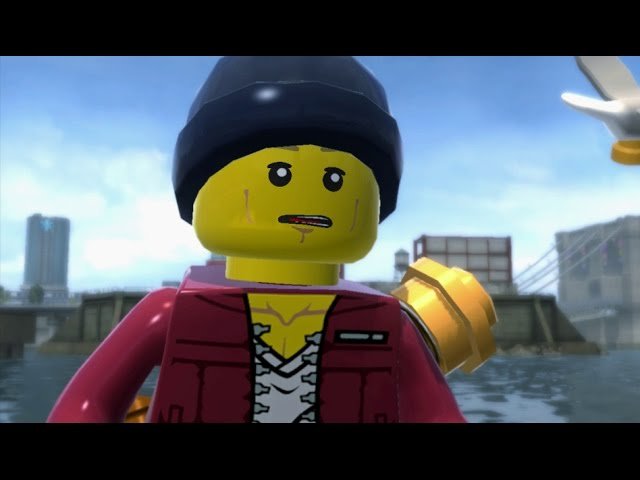 Lego City Undercover Walkthrough Part 5 Chase Mccain Goes Undercover Youtube