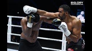 *FIGHT OF THE YEAR - GLORY 62: Benjamin Adegbuyi vs Jahfarr Wilnis (Tournament Semi-Final)