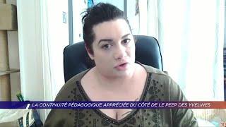 Yvelines | La continuité pédagogique appréciée du côté de la PEEP des Yvelines