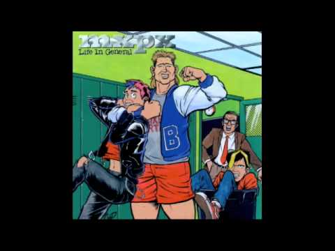 MxPx - Life in General - 05 - The Wonder Years