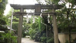 甘泉園 公園 と 水稲荷神社 紹介