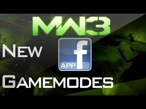 MW3 - New Game Modes - DLC / Map Packs - Community Playlist Updates - *NEW* FB App |