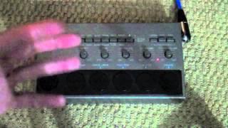 Analogue Masterclass pt2 - Yamaha MR10