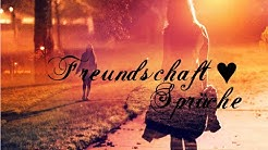 Zerbrochene Freundschaft - Sprüche