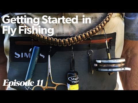 Necessary Fly Fishing Accessories | Getting Started In Fly Fishing - Episode 11