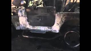 فيديو: سيارة مشجع لنادي الهلال السعودي تشعل مواقع التواصل!