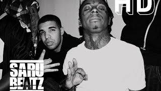 "Lil Wayne Drake Style Beat Rap Instrumental "" Six Digits "" - SaruBeatz ᴴᴰ"