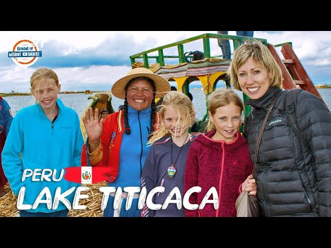 Discover Copacabana and Puno on Lake Titicaca | 85+ Countries w/3 kids