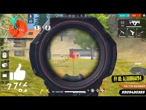 Groza + Mp40 Best Free Fire Gun Combo 2019 - Garena Free Fire