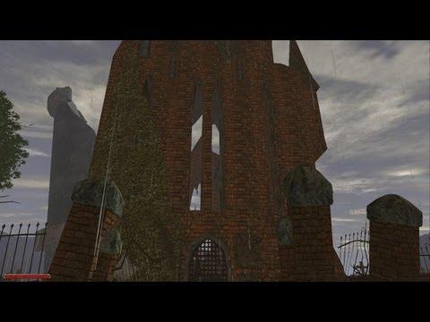 Стрим ▶ Готика 2. Мод Ужас кладбища [#1]