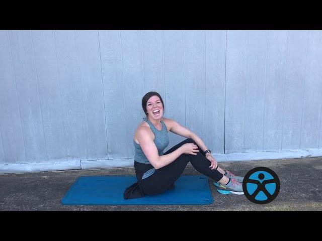 Anatomies Anywhere-8 x 8 Core Workout