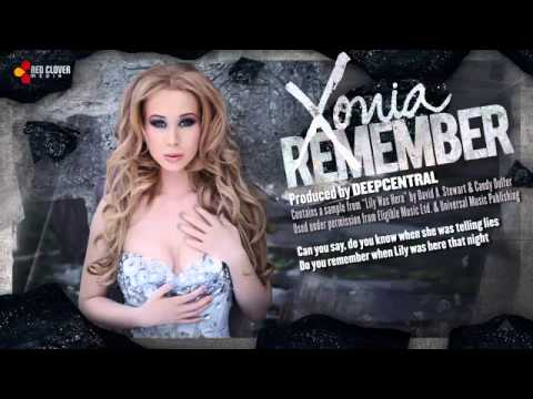 Xonia - Remember [with lyrics] [Produced by Deepcentral]