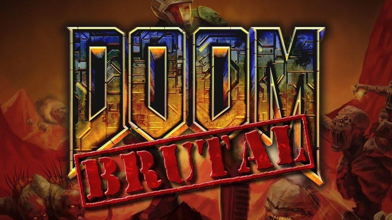 Mod Corner - Brutal Doom Review
