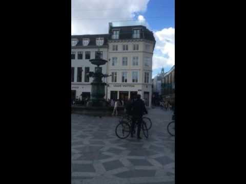Copenhagen Square 360 degree Panorama