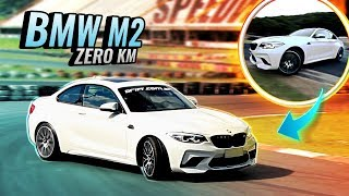 LIBERARAM DRIFT NA NOVA BMW M2 COMPETITION!