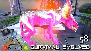 ARK: SURVIVAL EVOLVED - ALPHA PACK & BABY RAVAGER E58 !!! ( ARK EXTINCTION CORE MODDED )