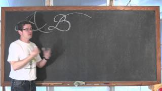Cursive Calligraphy Capitals:)