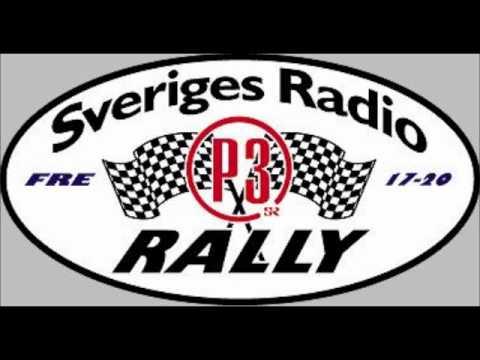 Rally P3 - Jag står i Baren